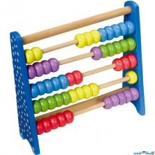 Počítadlo - Dřevěné barevné (Legler)