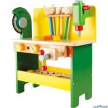 Malý kutil - Pracovní stůl, Christian (Legler)