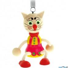 Pérák - Kočka na pružině (Mertens)