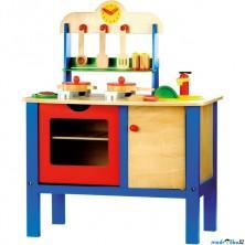 Kuchyň - Kuchyňka dětská s příslušenstvím (Bino)