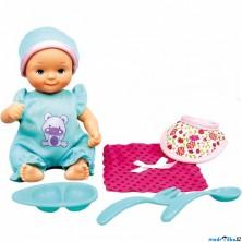 Panenka - Mini Baby set, Modrý (Bino)