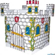 Kartonový domek - Hrad (Bino)