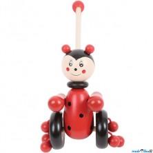 Jezdík na tyči - Beruška (Bigjigs)