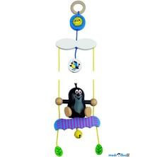 Šplhající hračka - Šplhající Krtek (Detoa)