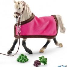 Schleich - Kůň, Arabská klisna s příslušenstvím