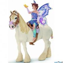 Schleich - Jezdecká souprava pro elfy, Limeya