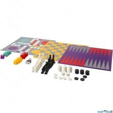 Společenské hry - 7 rodinných her, LATTJO (Ikea)
