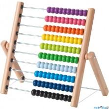 Počítadlo - Velké kuličkové MULA (Ikea)