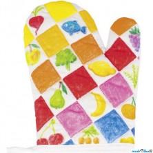 Malování na textil - Kuchařská rukavice (Goki)