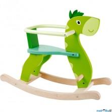 Houpadlo - Houpací dinosaurus s ohrádkou (Legler)