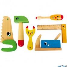 Malý kutil - Dřevěné veselé nářadí (Legler)