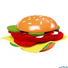 Kuchyň - Připrav si cheeseburger, malý (Legler)