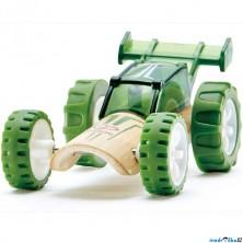 Auto - Autíčko mini Baja zelené (Hape)