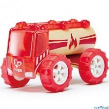 Auto - Autíčko mini Fire Truck červené (Hape)