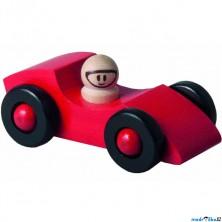 Auto - Autíčko, červené (Detoa)