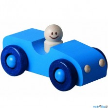Auto - Autíčko, modré (Detoa)