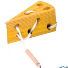 Provlékadlo - Myš a sýr (Bino)