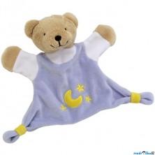 Plyšová hračka - Usínáček, Modrý medvídek ('cause)