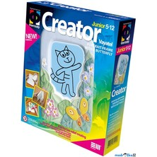 Kreativní sada - Sádrování, Foto rámeček motýl (Legler)