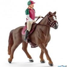 Schleich - Kůň s jezdcem, Jezdec všestranné způsobilosti