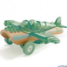 Letadlo - Petite Plane tyrkysové malé (Hape)