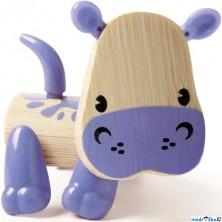 Zvířátko - Malé bambus-plast, Hrošík (Hape)