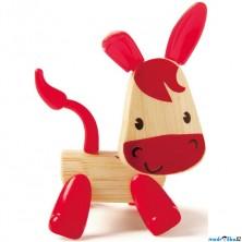 Zvířátko - Malé bambus-plast, Oslík (Hape)