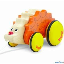 Tahací hračka - Ježek na provázku (Wonderworld)