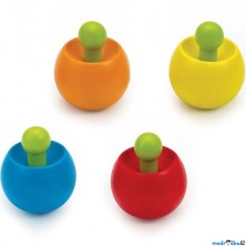 Drobné hračky - Káča dřevěná, Obracecí, 1ks (Hape)