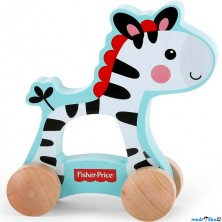 Zvířátko na kolečkách - Zebra (Fisher-Price)