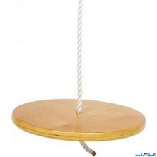 Houpačka - Houpací talíř přírodní (Legler)