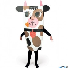 Karneval - Kostým kartónový, Kráva (Janod)