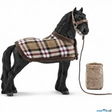 Schleich - Kůň, Friský hřebec s příslušenstvím