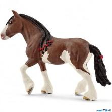 Schleich - Kůň, Clydesdalská kobyla