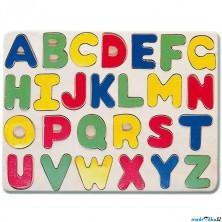 Puzzle výukové - Abeceda na desce (Bino)