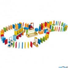 Dominová dráha - Domino Fantastico (Hape)