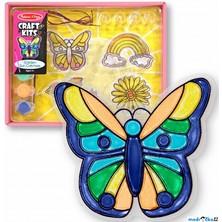 Kreativní sada - Dekorace na zavěšení, Motýl (M&D)