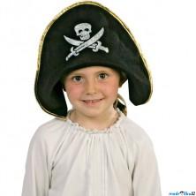 Pirát - Pirátský klobouk (Legler)