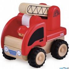Auto - Miniworld, Hasičské dřevěné (Wonderworld)