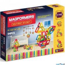 Magformers - Můj první Magformers, 54 ks