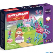 Magformers - Princess, 56 ks