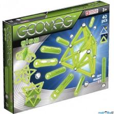 Geomag - Kids Glow, 40 ks (svítící)