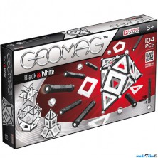 Geomag - Kids Black & White, 104 ks