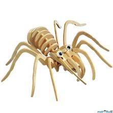 3D Puzzle přírodní - Tarantule větší