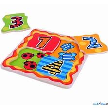 Puzzle výukové - Moje první počty (Bigjigs)