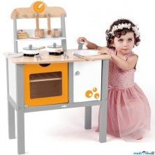 Kuchyň - Dětská kuchyňka malá Buona cucina (Woody)