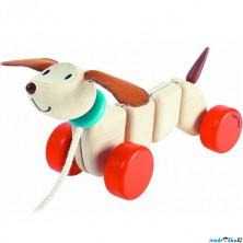 Tahací hračka - Šťastné štěně (PlanToys)