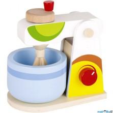 Kuchyň - Mixér dětský dřevěný (Goki)