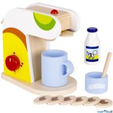 Kuchyň - Kávovar dětský dřevěný (Goki)