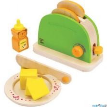 Kuchyň - Toustovač dětský dřevěný (Hape)